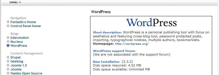 Building WordPress Website on Bluehost