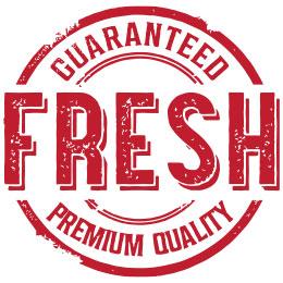 Guaranteed-fresh