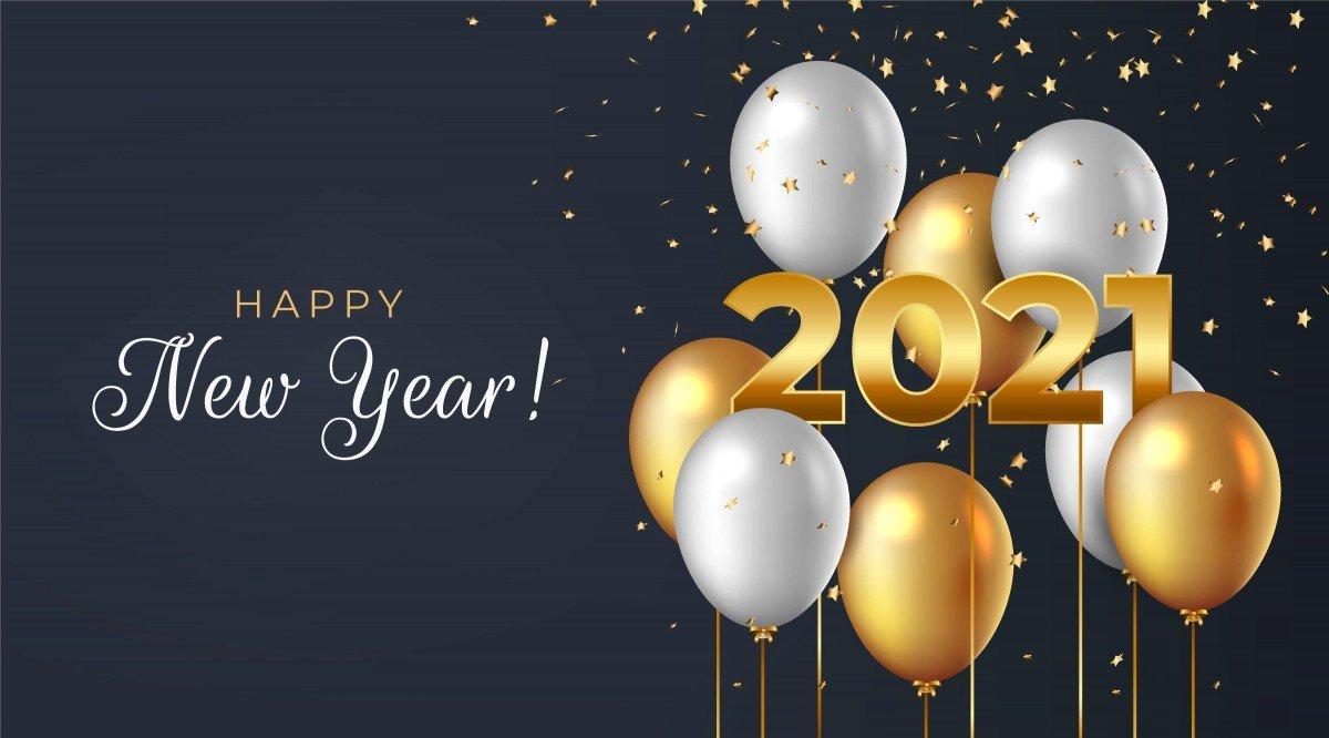 2021: New year, new energy