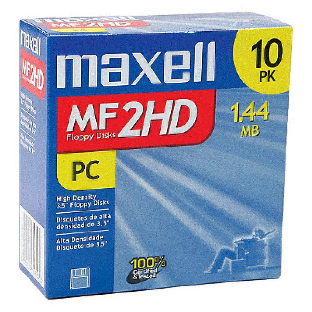 1.44 MB Floppy diskettes